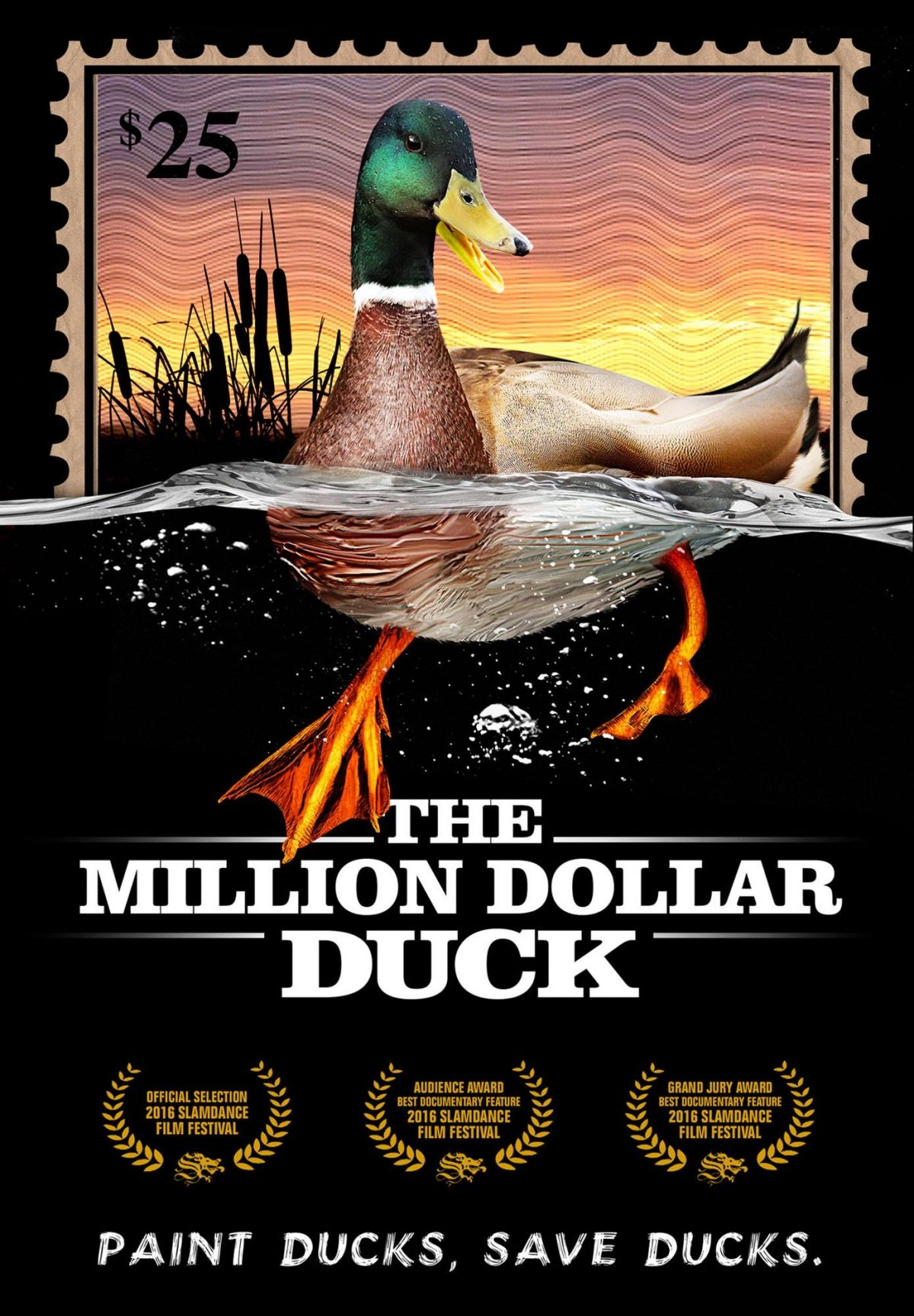 You Have To Watch This Trailer For The Million Dollar Duck