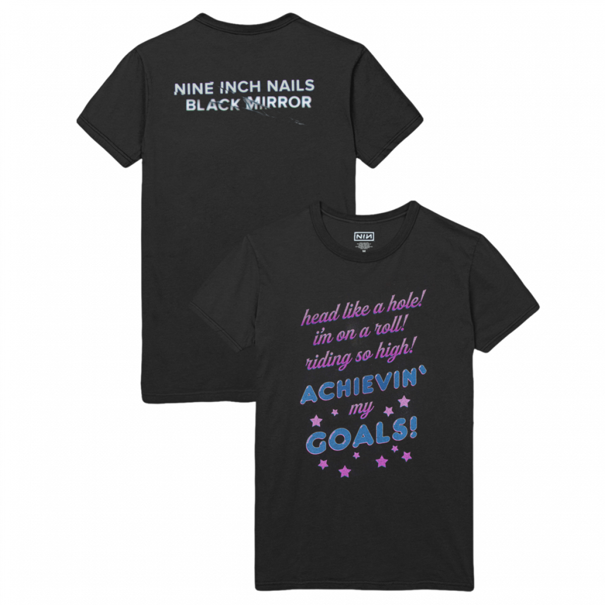 bae99e799 BLACK MIRROR Celebrates Its Return With A New T-Shirt From…Nine Inch ...