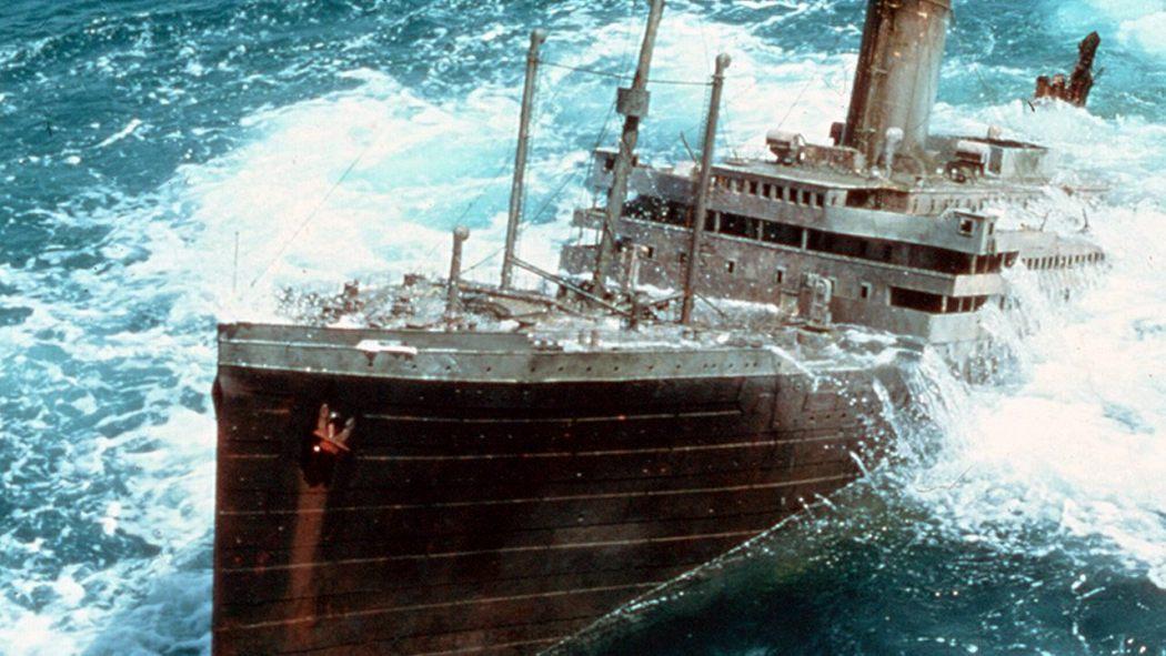 Say Something Nice: RAISE THE TITANIC (1980) | Birth ... Raising The Titanic