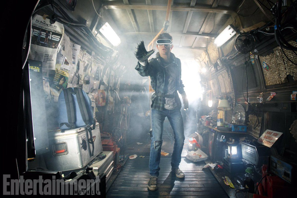 Here's your first glimpse of Steven Spielberg's Ready Player One
