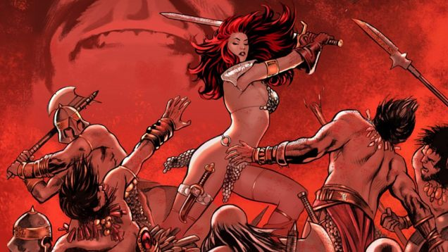 TRANSPARENT's Jill Soloway Will Write and Direct The RED SONJA Movie