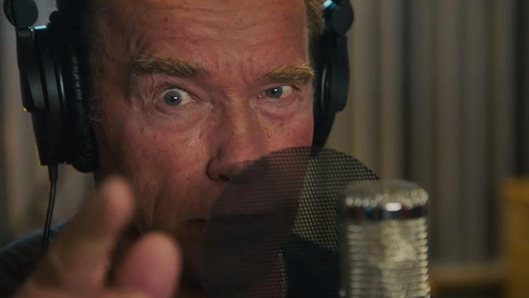 Arnold Schwarzenegger Recorded A Motivational Anthem For You