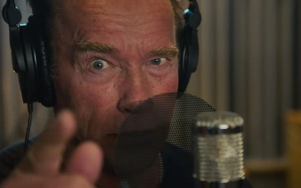 Arnold Schwarzenegger Recorded A Motivational Anthem For You