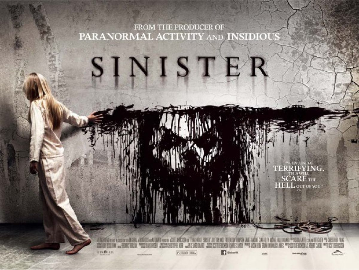 The Savage Stack - SINISTER (2012) | Birth Movies Death