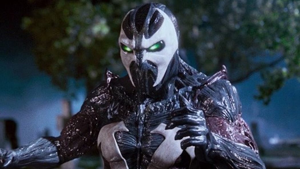 Todd McFarlane previews his new Spawn movie | SYFY WIRE