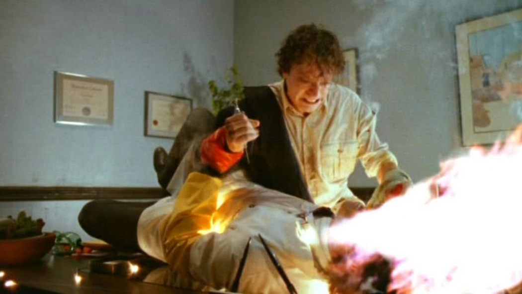 Say Something Nice: SPONTANEOUS COMBUSTION (1990)   Birth.Movies.Death.