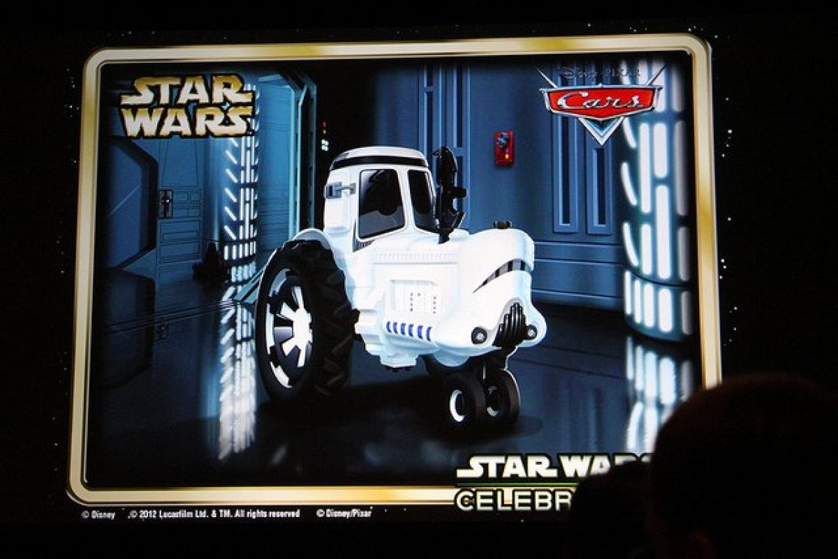 Car Wars: Seth Green, George Lucas, Pixar Piss On The Ashes Of STAR