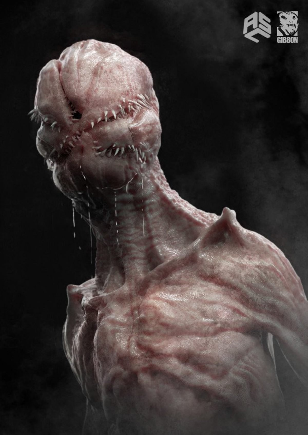 Check Out Some Of STRANGER THINGS Freaky Alternate Creature Designs