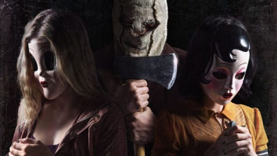 New Poster For The Strangers Prey At Night Is Creepy Af