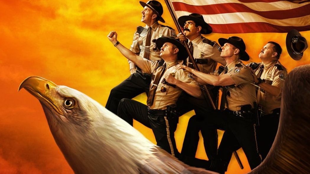 The SUPER TROOPERS 2 Poster Will Restore Your Faith In ...