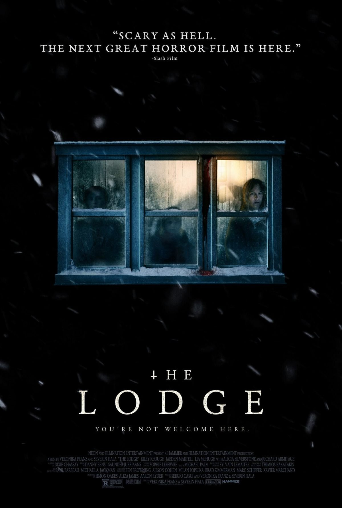 Please Enjoy A Chilly, Terrifying New Trailer For THE LODGE ...