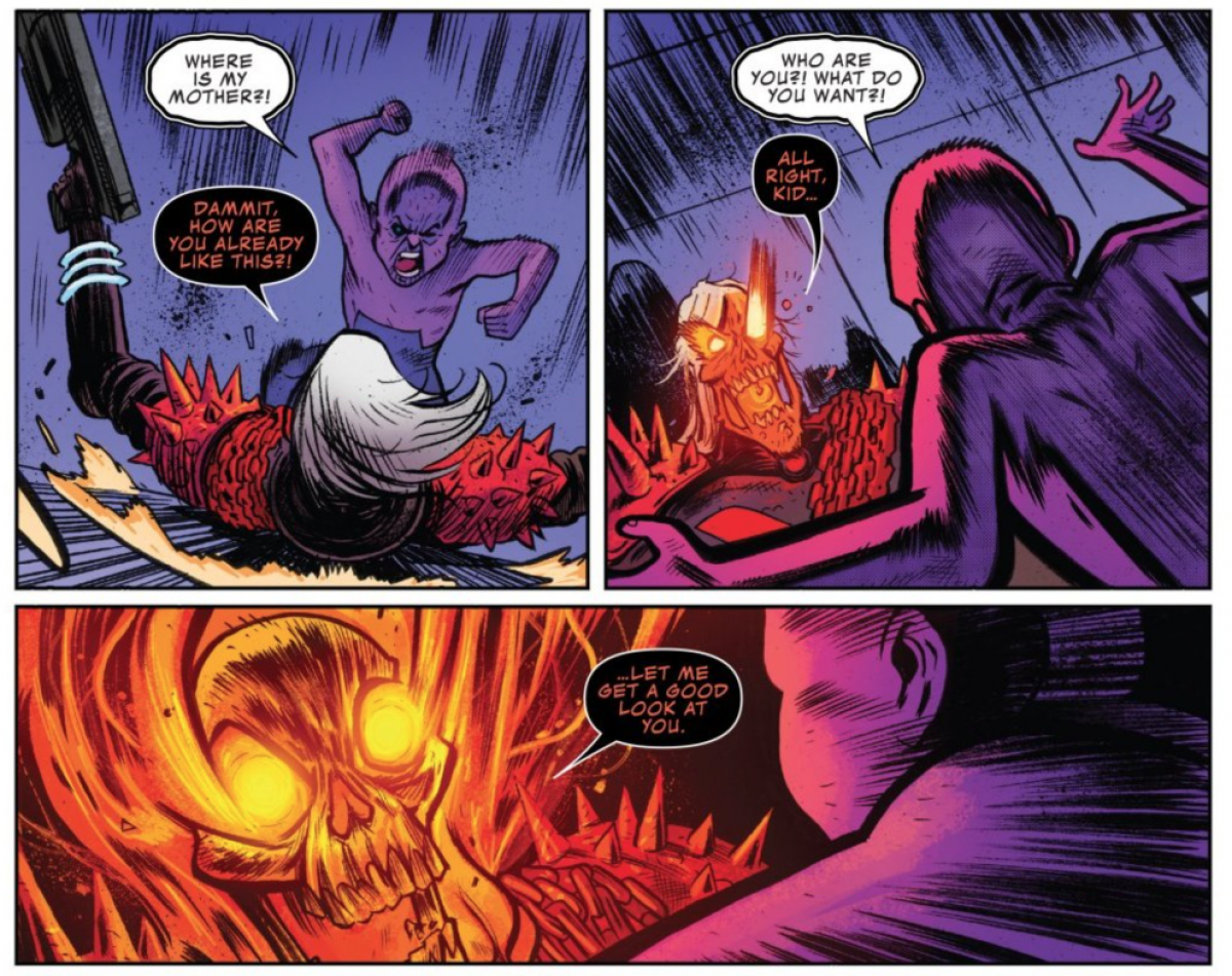 COSMIC GHOST RIDER Is High Octane Essential Reading   Birth Movies
