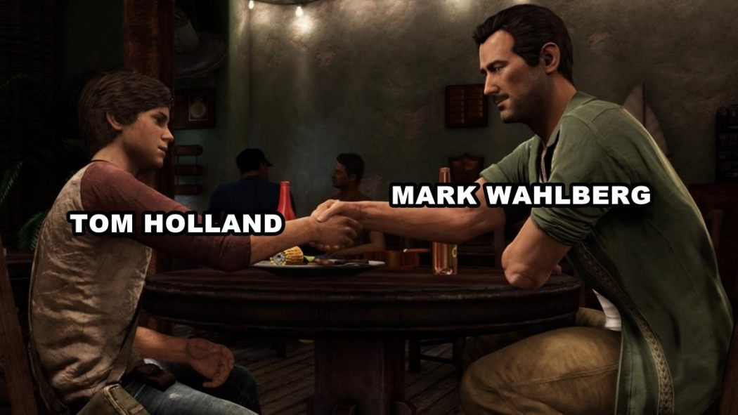 Mark Wahlberg Will Play Sully In The Uncharted Movie Birth