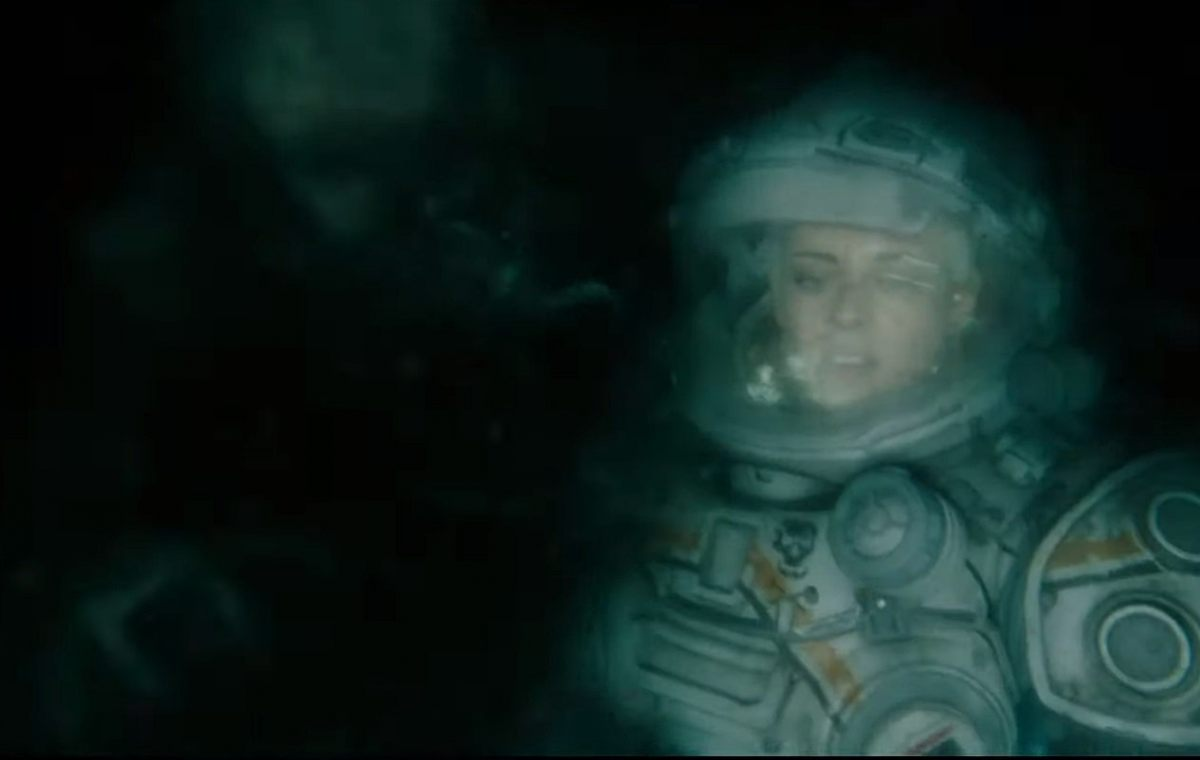 Kristen Stewart Gets Submerged in First Trailer for 'Underwater'