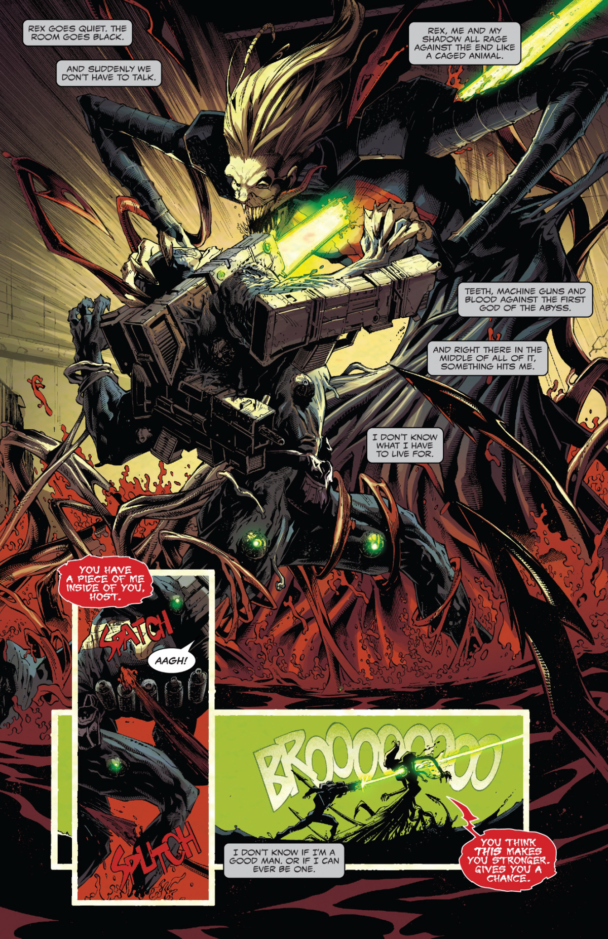 Ryan Stegman And Donny Cates' VENOM Is A Brain-Munchingly Great