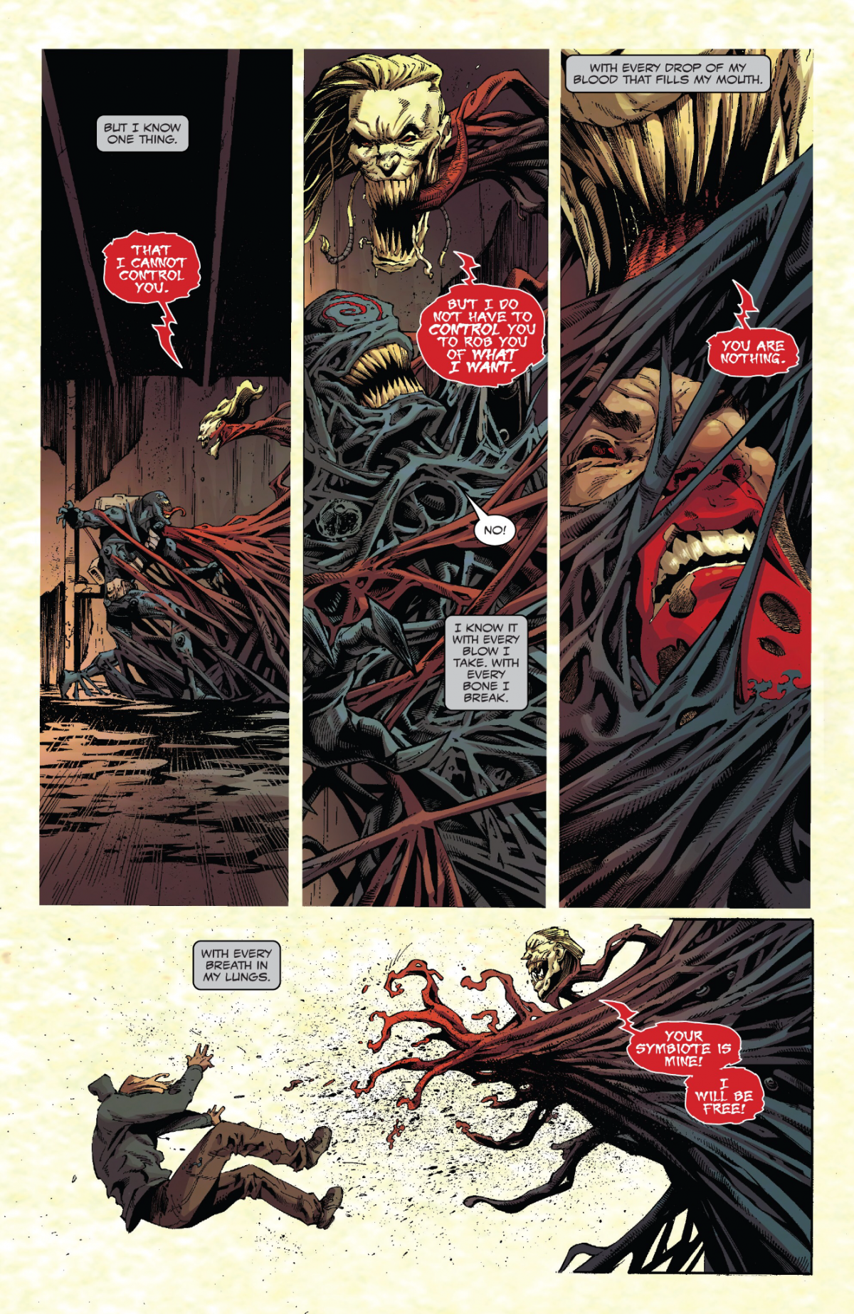 Ryan Stegman And Donny Cates' VENOM Is A Brain-Munchingly