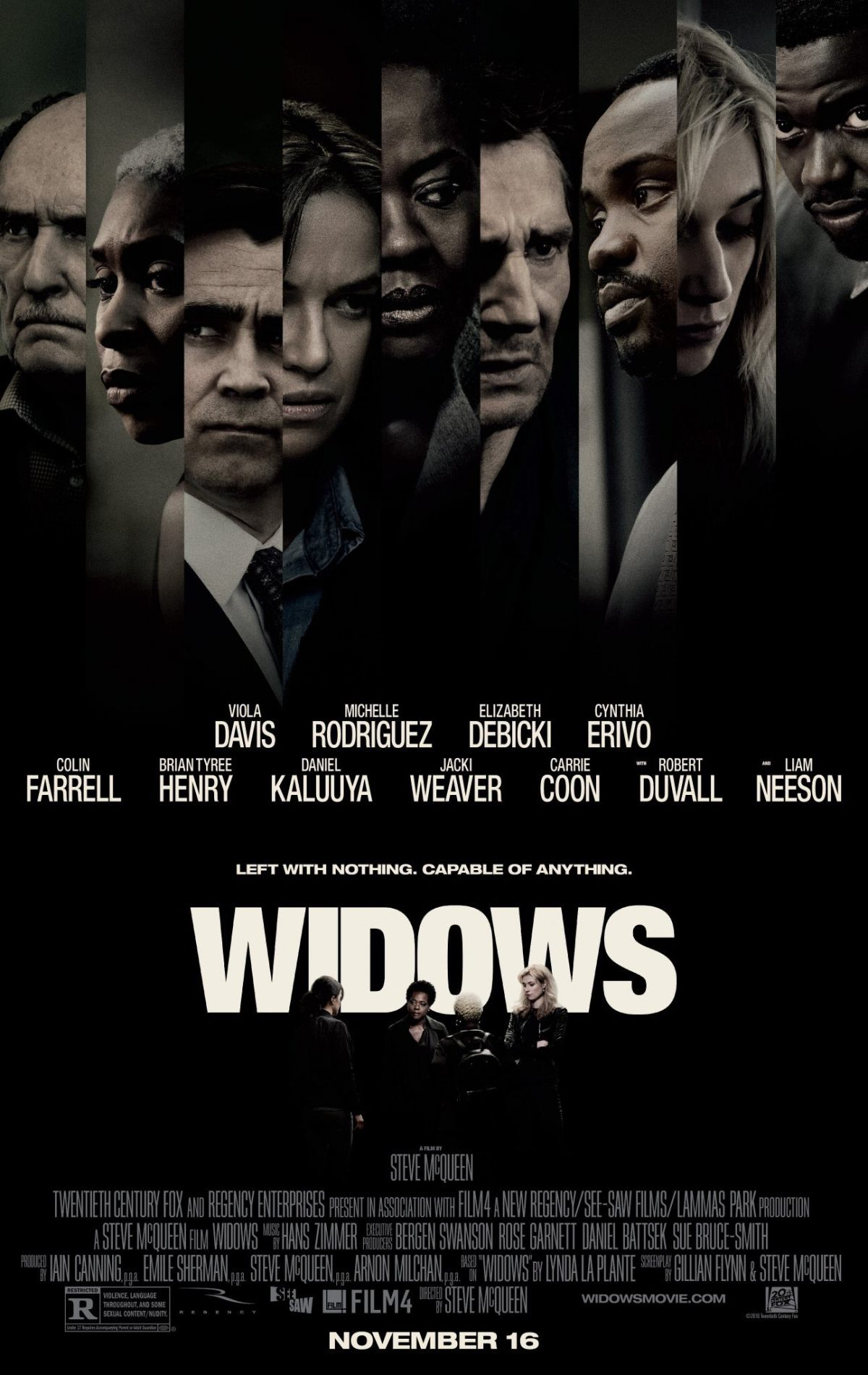 Image result for widows movie poster