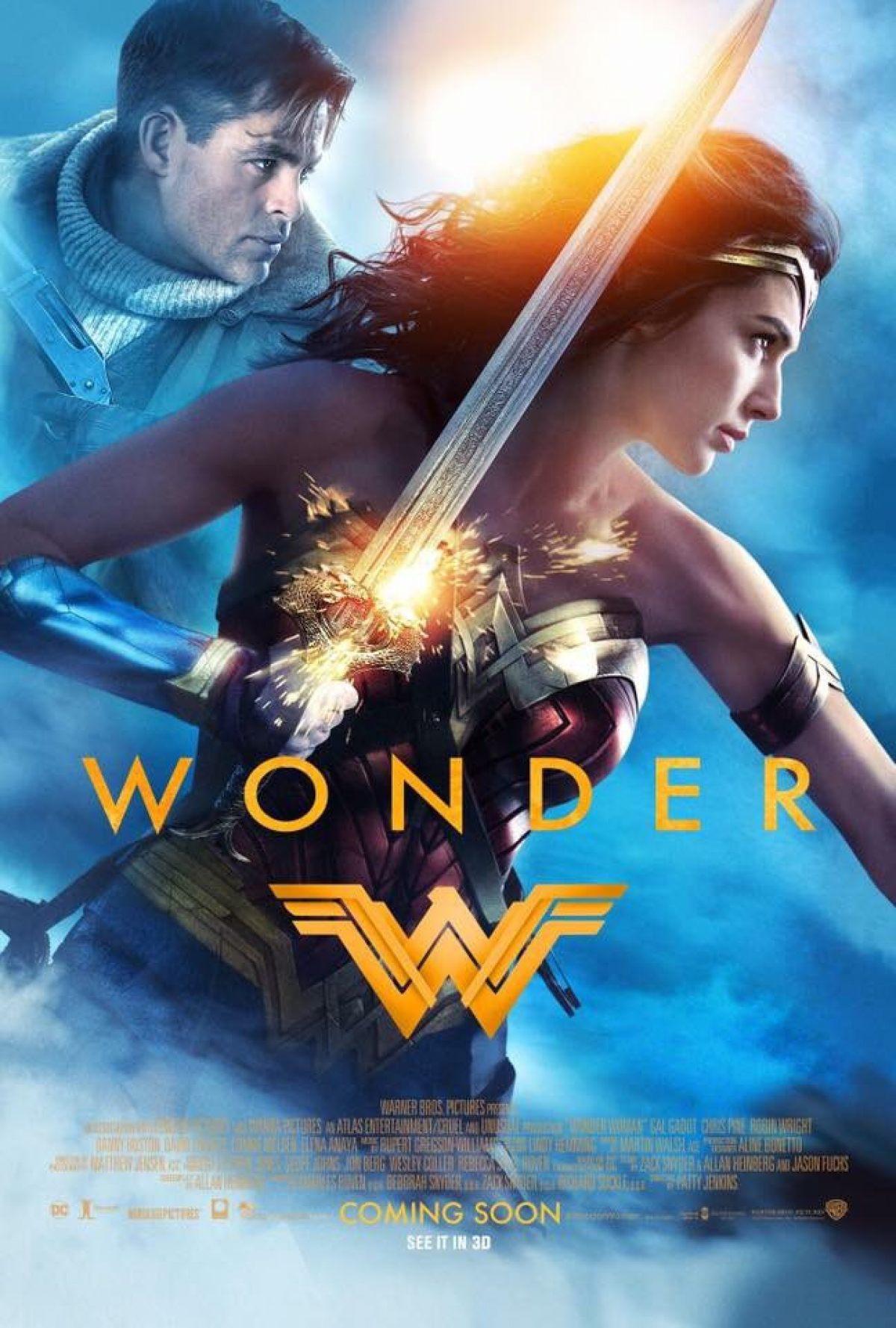 Wonder Woman Movie Online