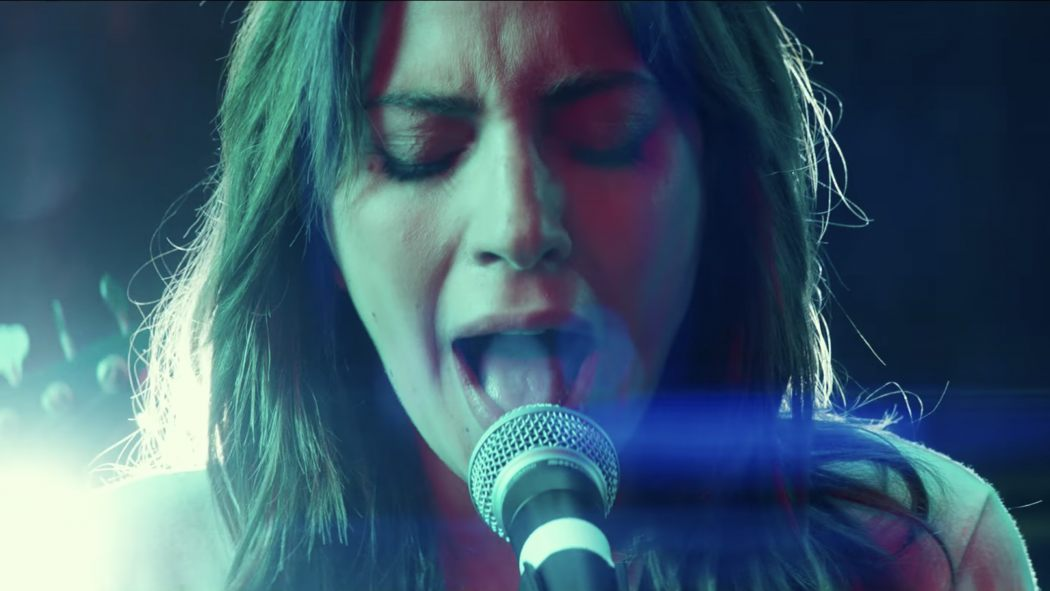 Let Lady Gaga Uplift Your Spirits With A STAR IS BORN's ...