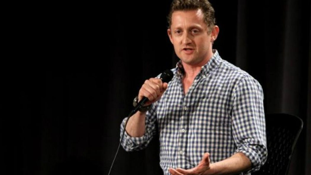 Alex Winter Alex Winter is Headed to The