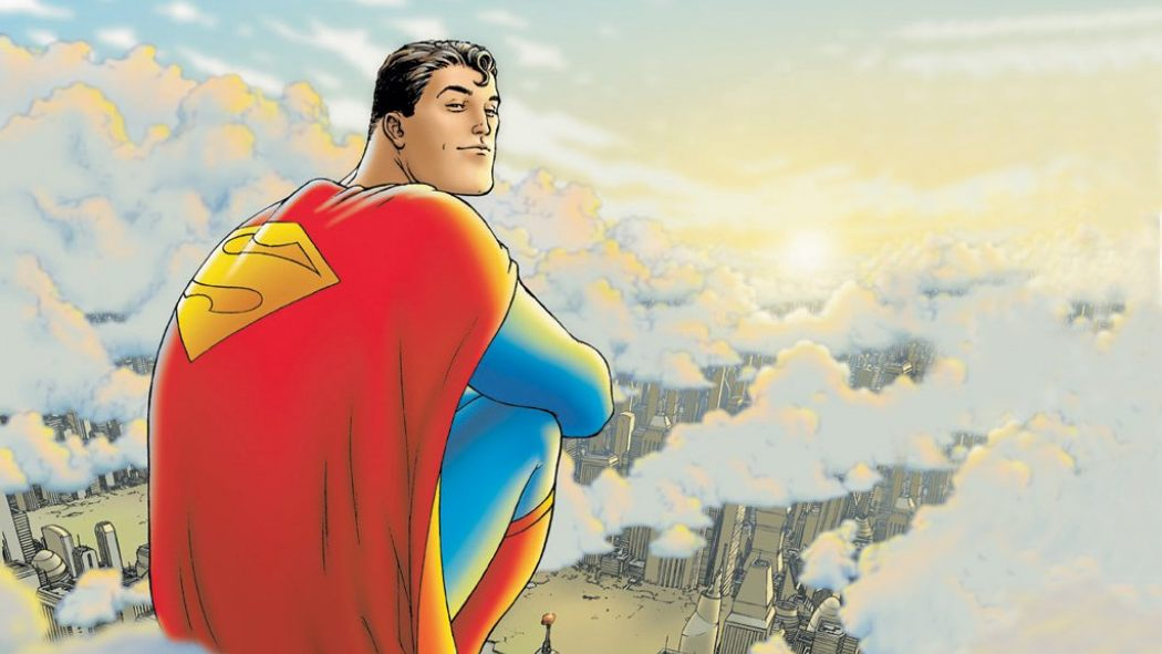 ALL-STAR SUPERMAN Is The Antidote to Zack Snyder's Scowling Alien