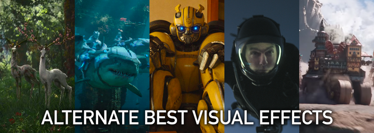 The 2019 BMD Alternate Oscars: Costumes, Sets, Makeup, And Effects