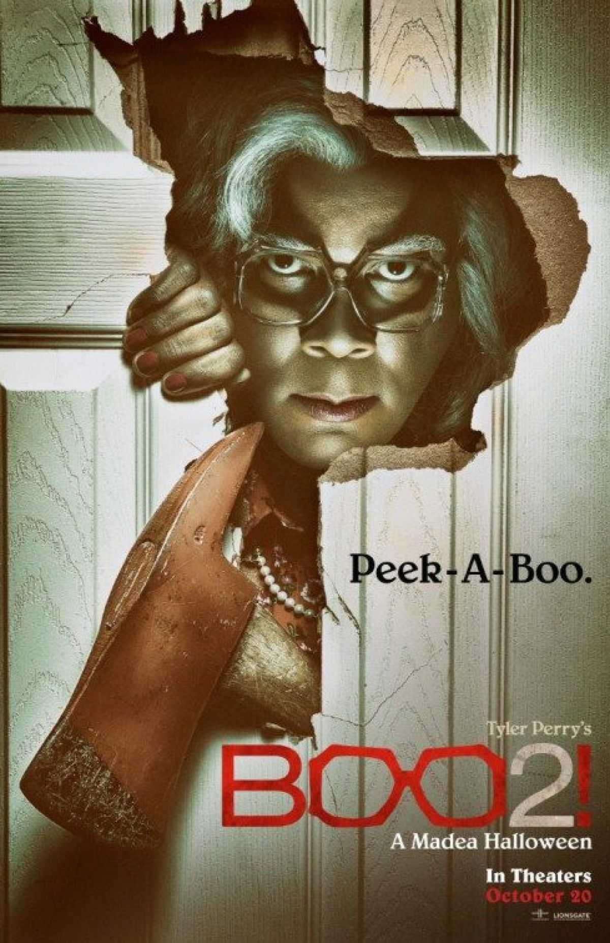 The BOO 2! A MADEA HALLOWEEN Poster Is Here! | Birth.Movies.Death.