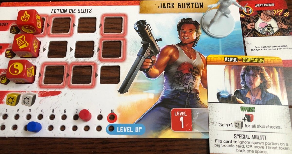 Board Game Review: BIG TROUBLE IN LITTLE CHINA | Birth
