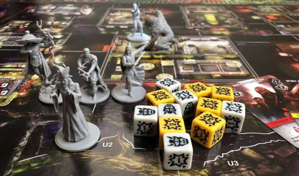 Board Game Review: BIG TROUBLE IN LITTLE CHINA   Birth