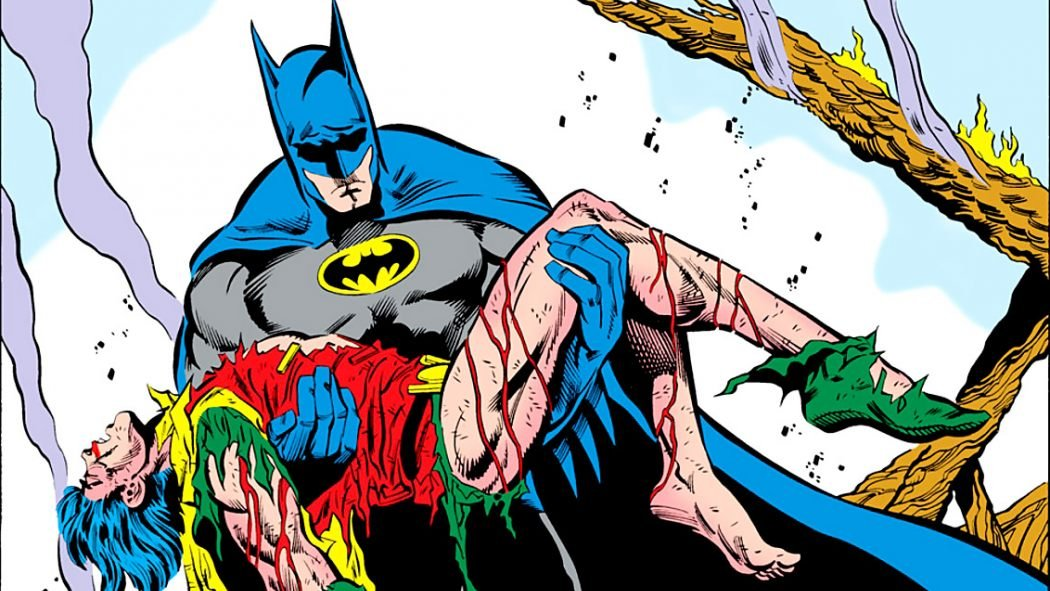 I Killed Robin, The Boy Wonder