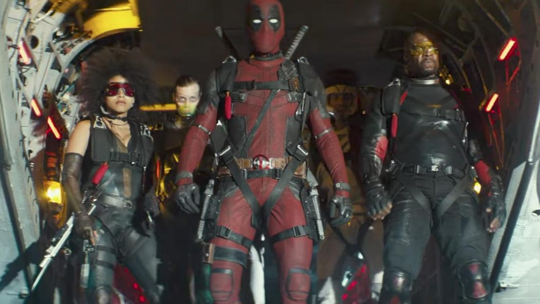 A Look At DEADPOOL 2's X-Force | Birth.Movies.Death.