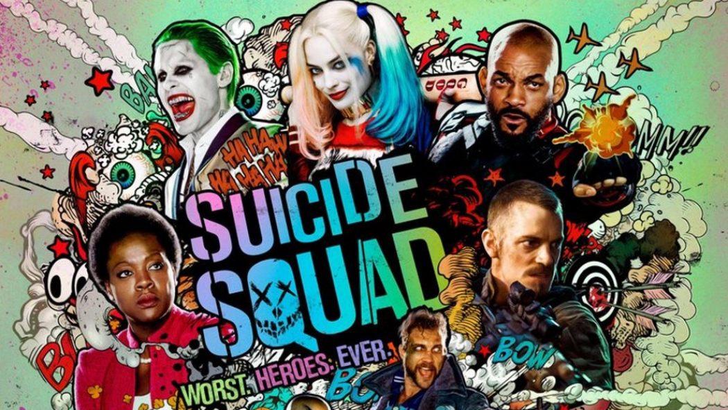 Suicide Squad Altersfreigabe