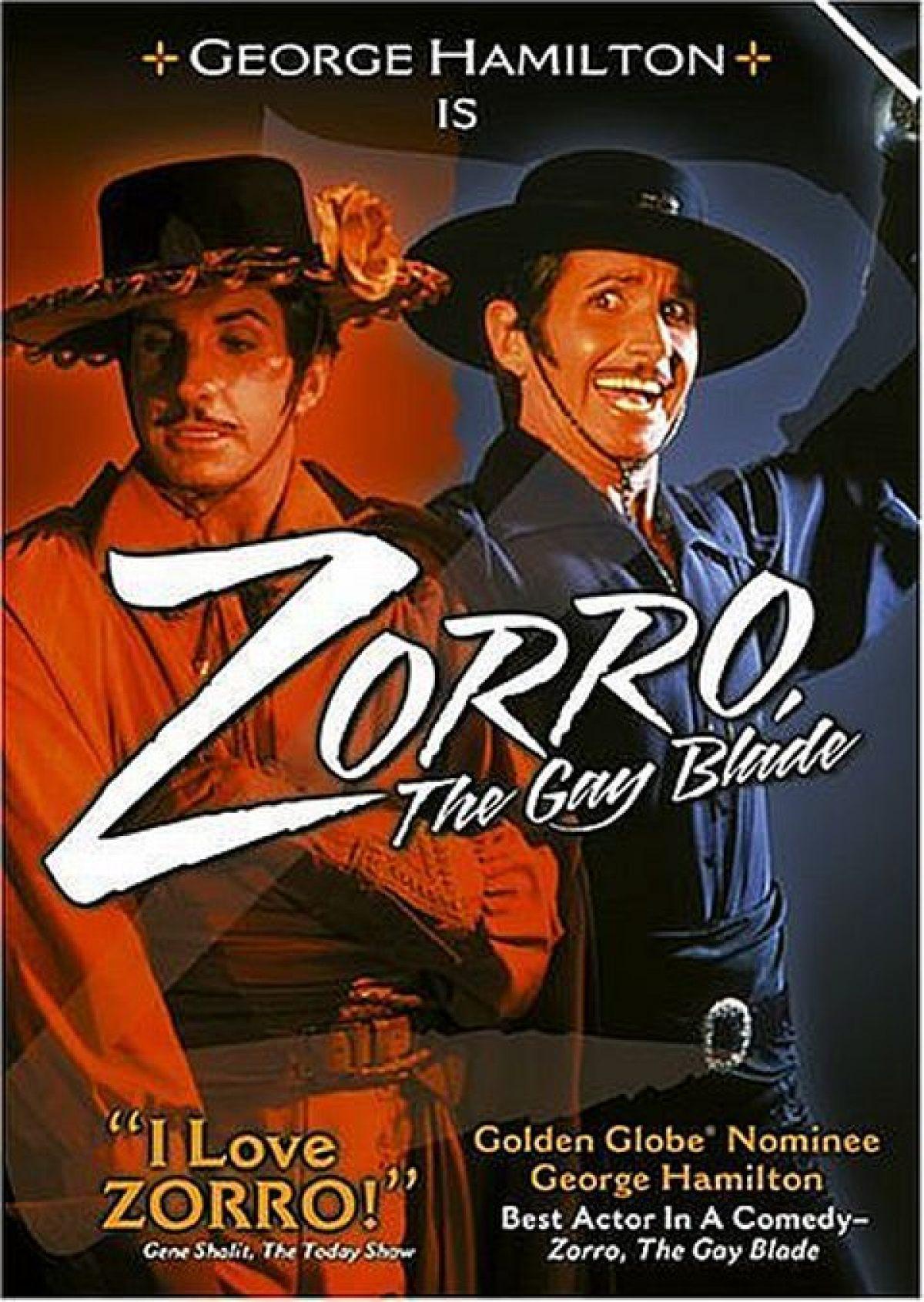 Zorro The Gay Blade Trailer 15