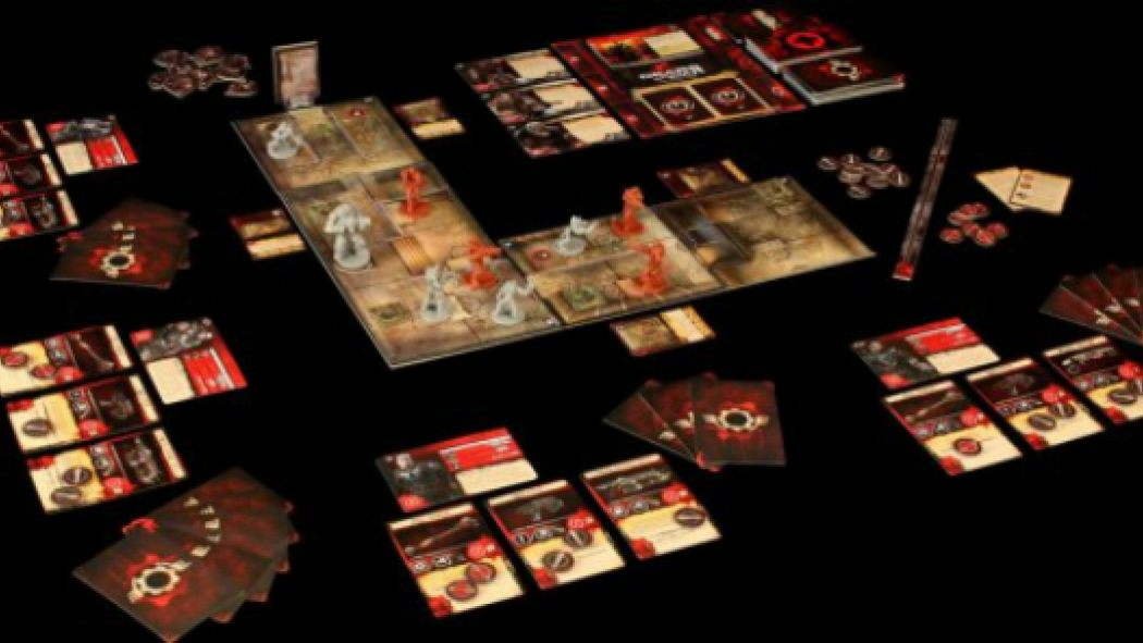 how to play gears of war board game