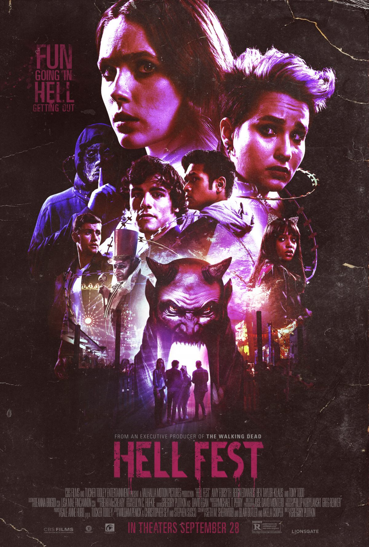 Exclusive Interview: Gregory Plotkin Talks HELL FEST | Birth Movies