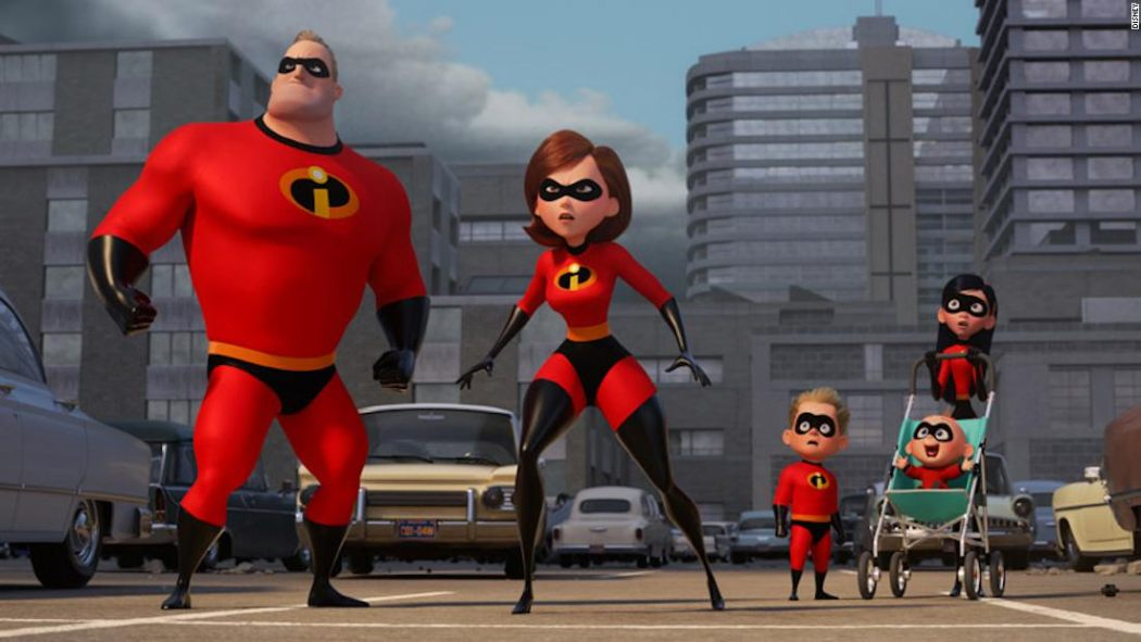 Reflections of Social Power In THE INCREDIBLES | Birth