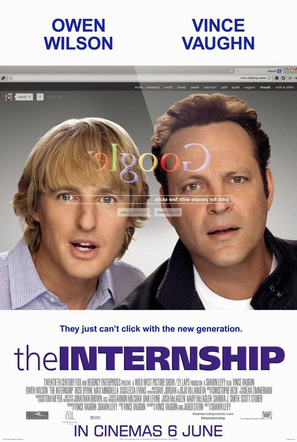 Movie Review: THE INTERNSHIP is Aggressively Awful | Birth