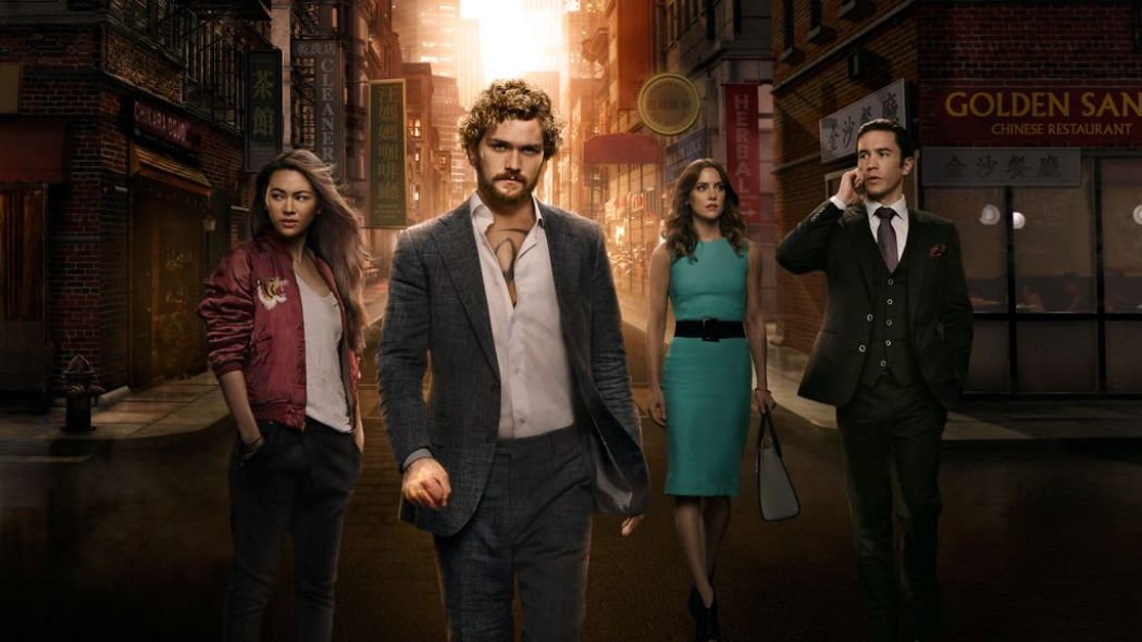 SDCC 2017: Of Course IRON FIST Is Getting A Second Season