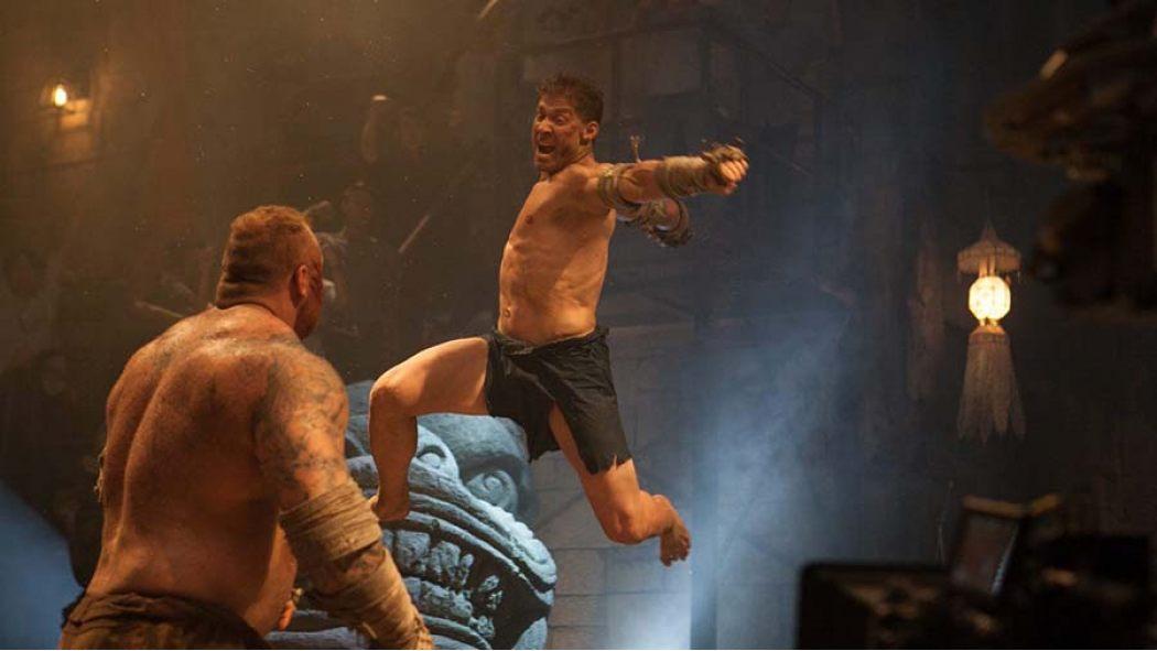 Kickboxer Retaliation Review Kurt Sloane Must Scale The