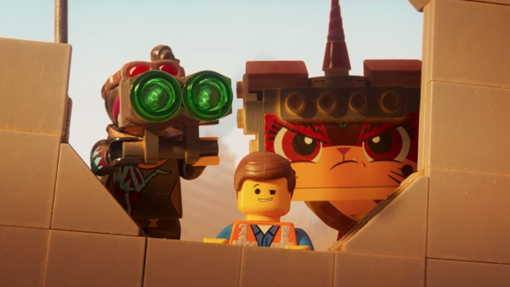 THE LEGO MOVIE 2: THE SECOND PART Gets An Underwhelming ...