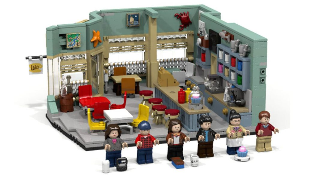Vote For This Gilmore Girls Lego Set Birth Movies Death