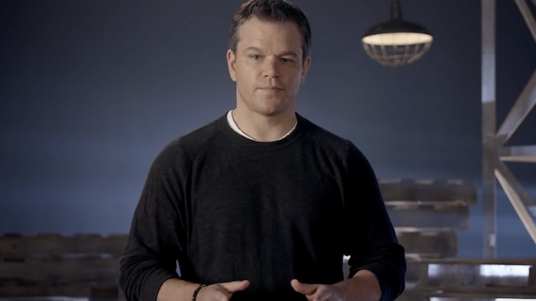 matt damon catches you up on the bourne movies in 90