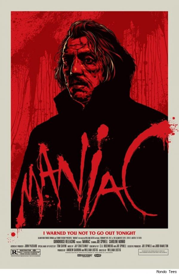 The Badass Interview: William Lustig, Director Of MANIAC And