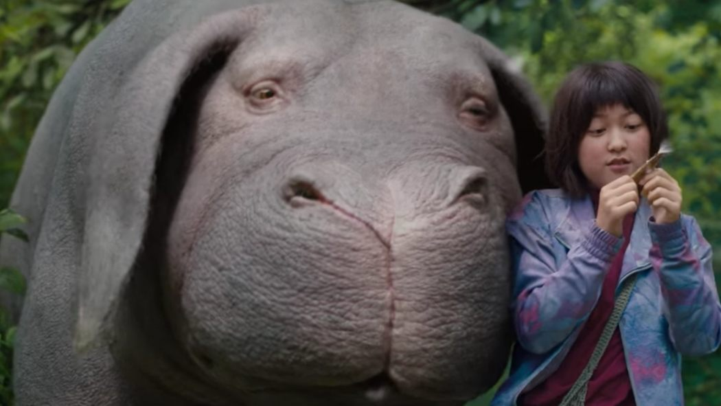 First Okja Trailer Make Vegetarian Birth