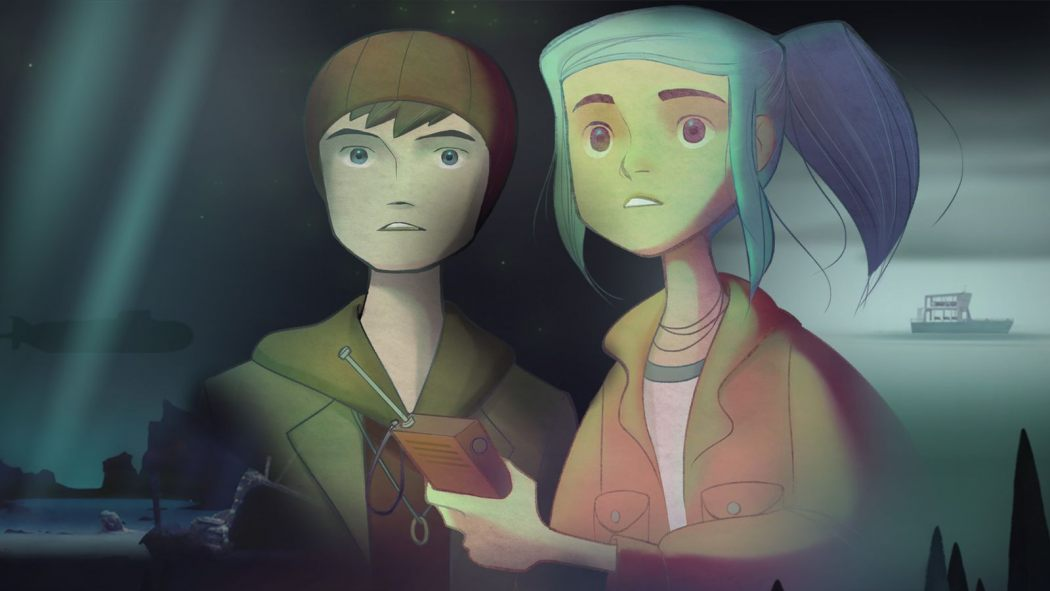 Oxenfree Game Review Believable Dialogue From Dimension X  Birthmoviesdeath-1447