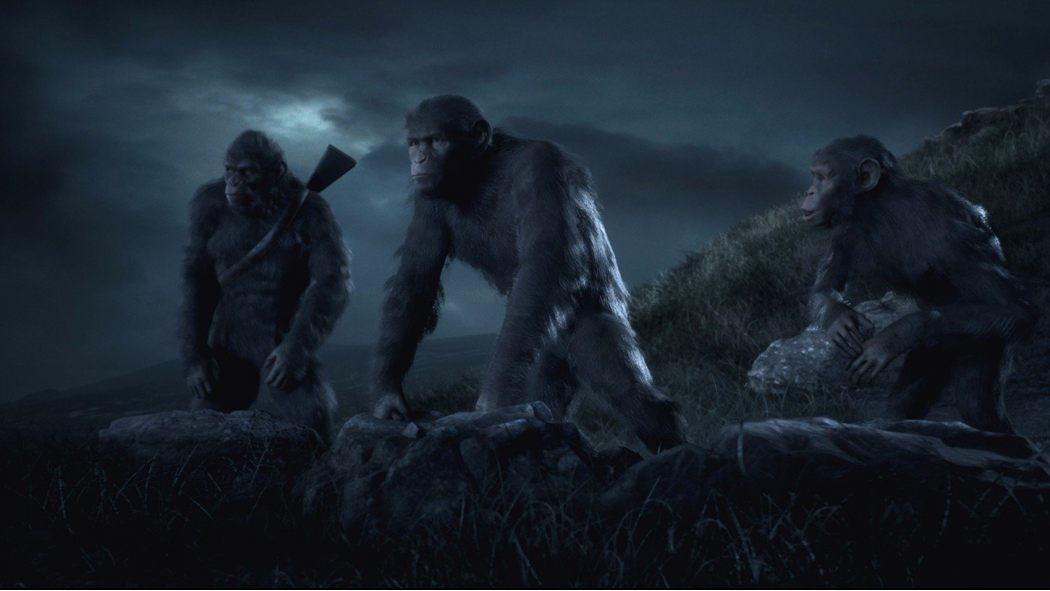 PLANET OF THE APES: LAST FRONTIER Game Review: Damn Dirty ...