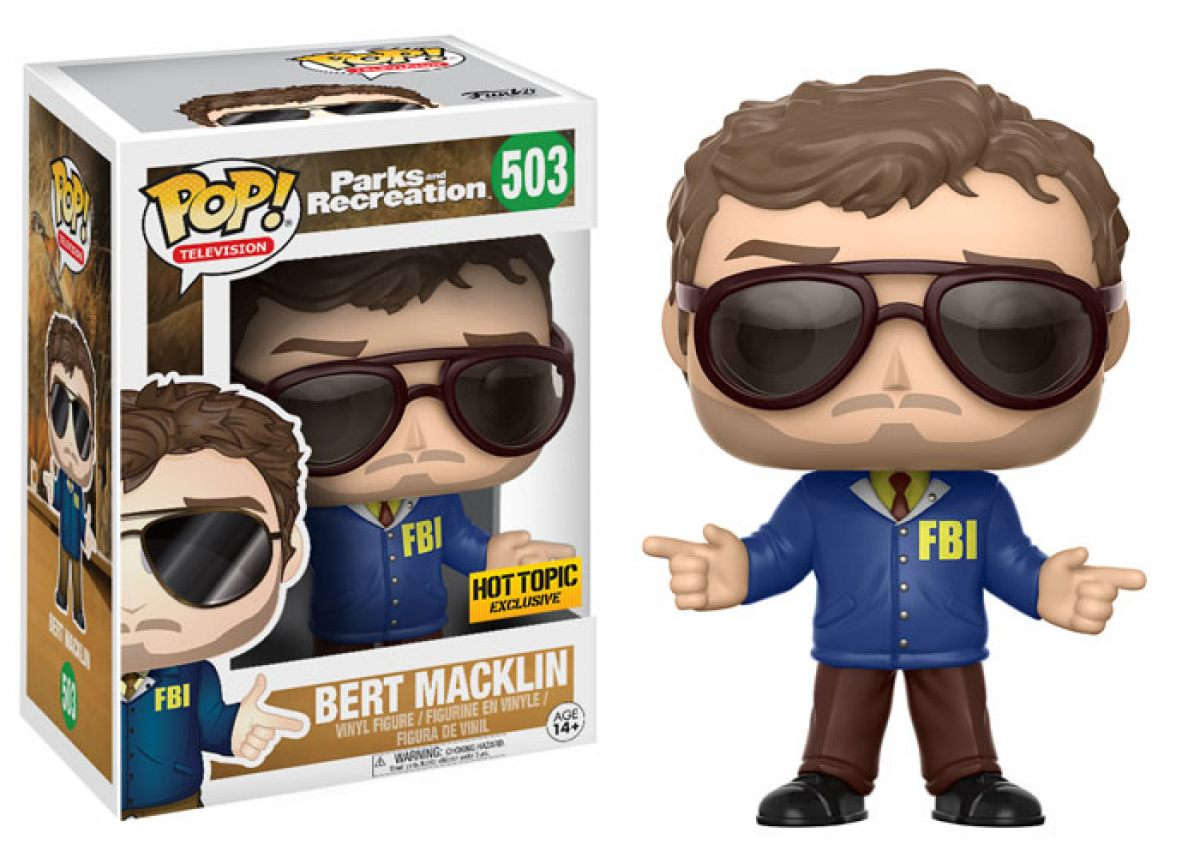 Parks And Recreation Funko Figures Are Coming Birth