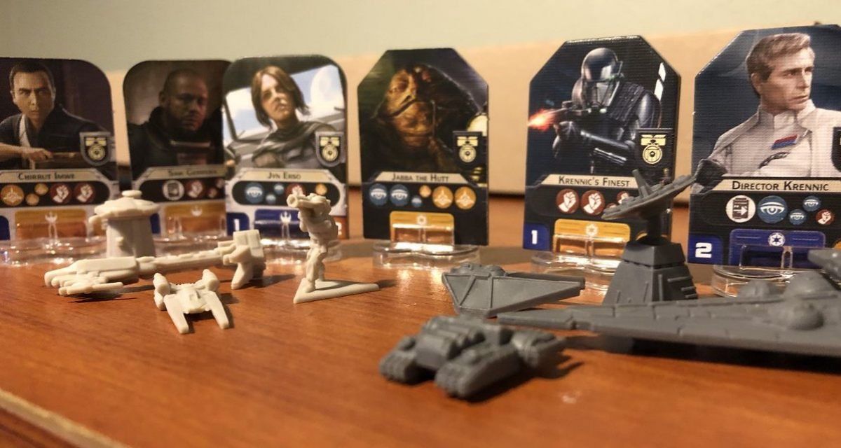 Board Game Review Star Wars Rebellion Rise Of The Empire Expansion Birth Movies Death