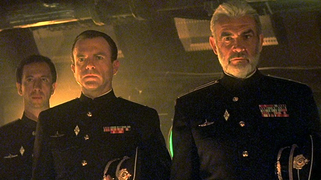 THE HUNT FOR RED OCTOBER At 30: New Sizzle For Cold (War) Stakes ...