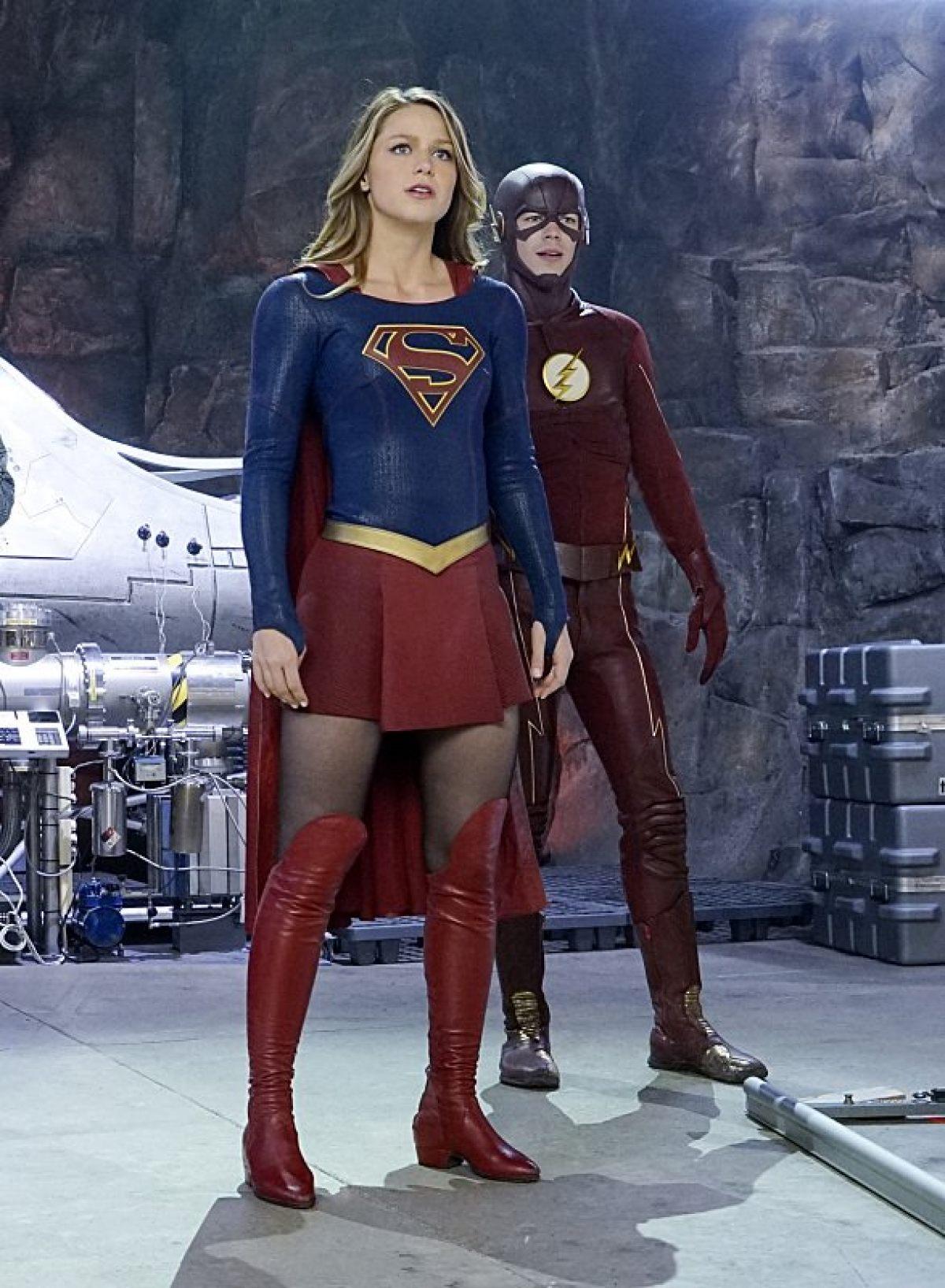 Supergirl Crossover